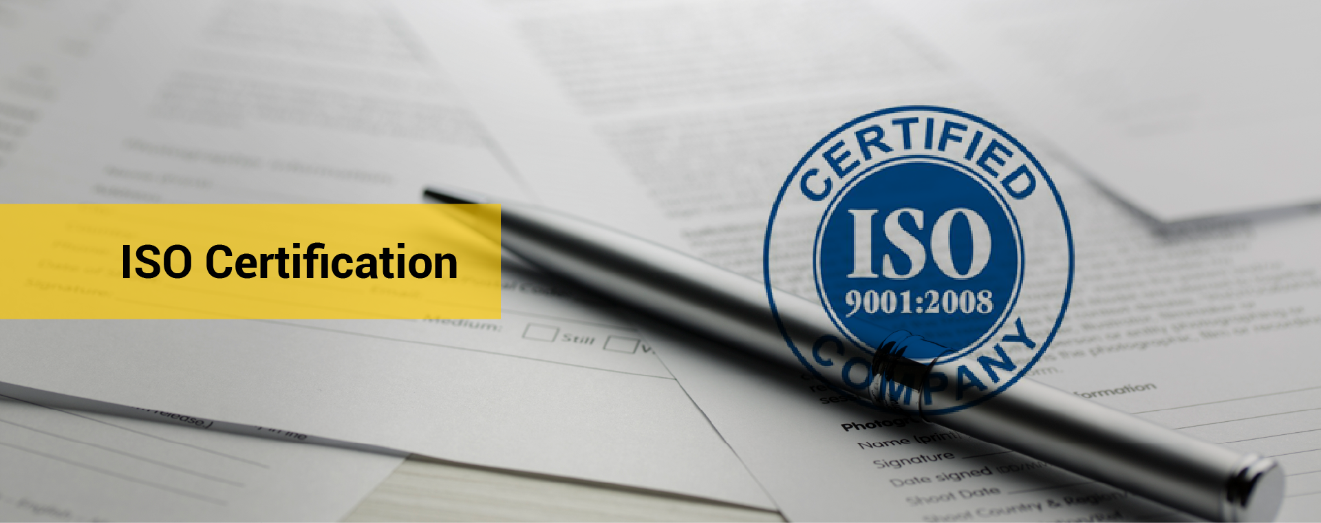 ISO Certification Consultants in Bangalore